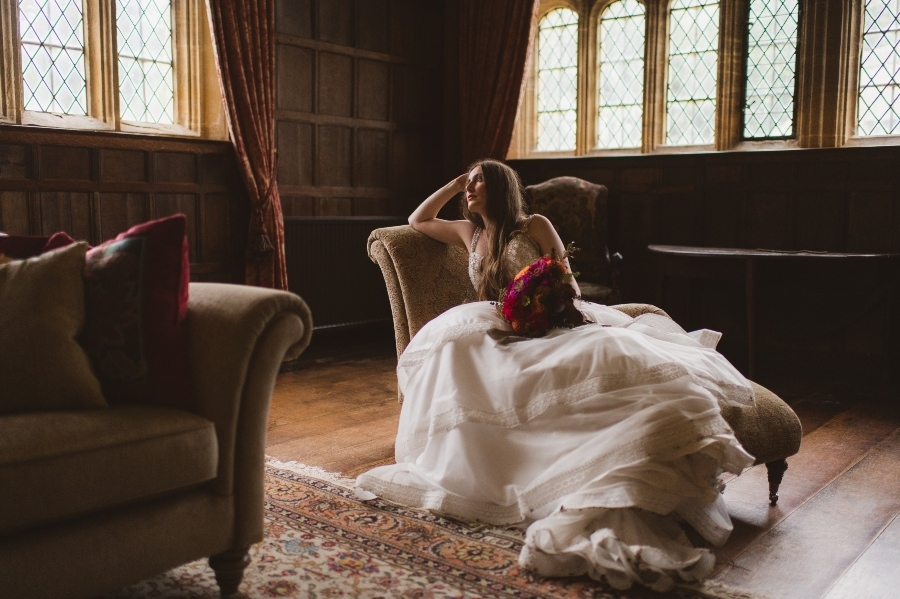 Ophelia – A Pre-Raphaelite Wedding, image credit Keith Bridle Photography (39)