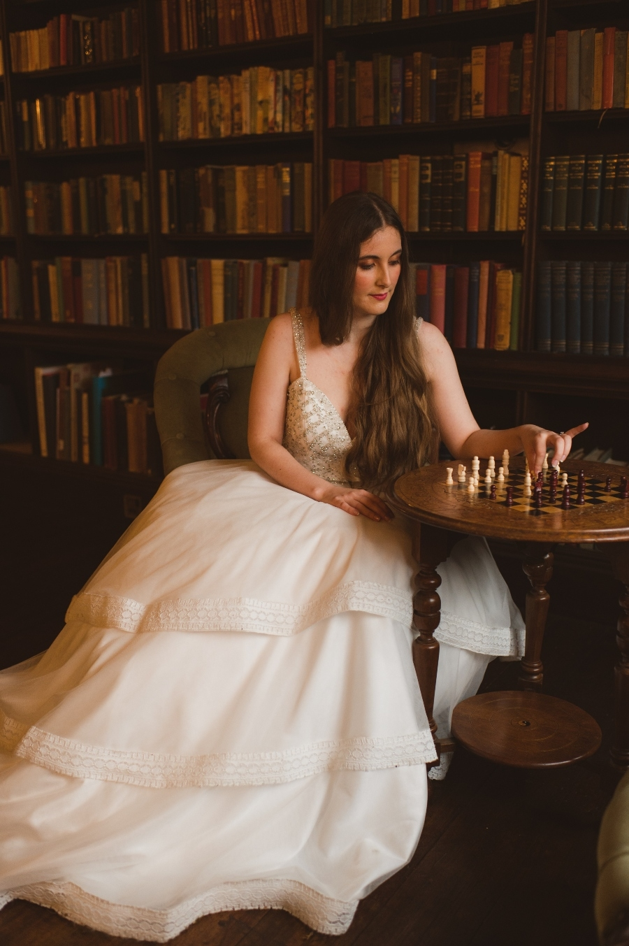 Ophelia – A Pre-Raphaelite Wedding, image credit Keith Bridle Photography (42)