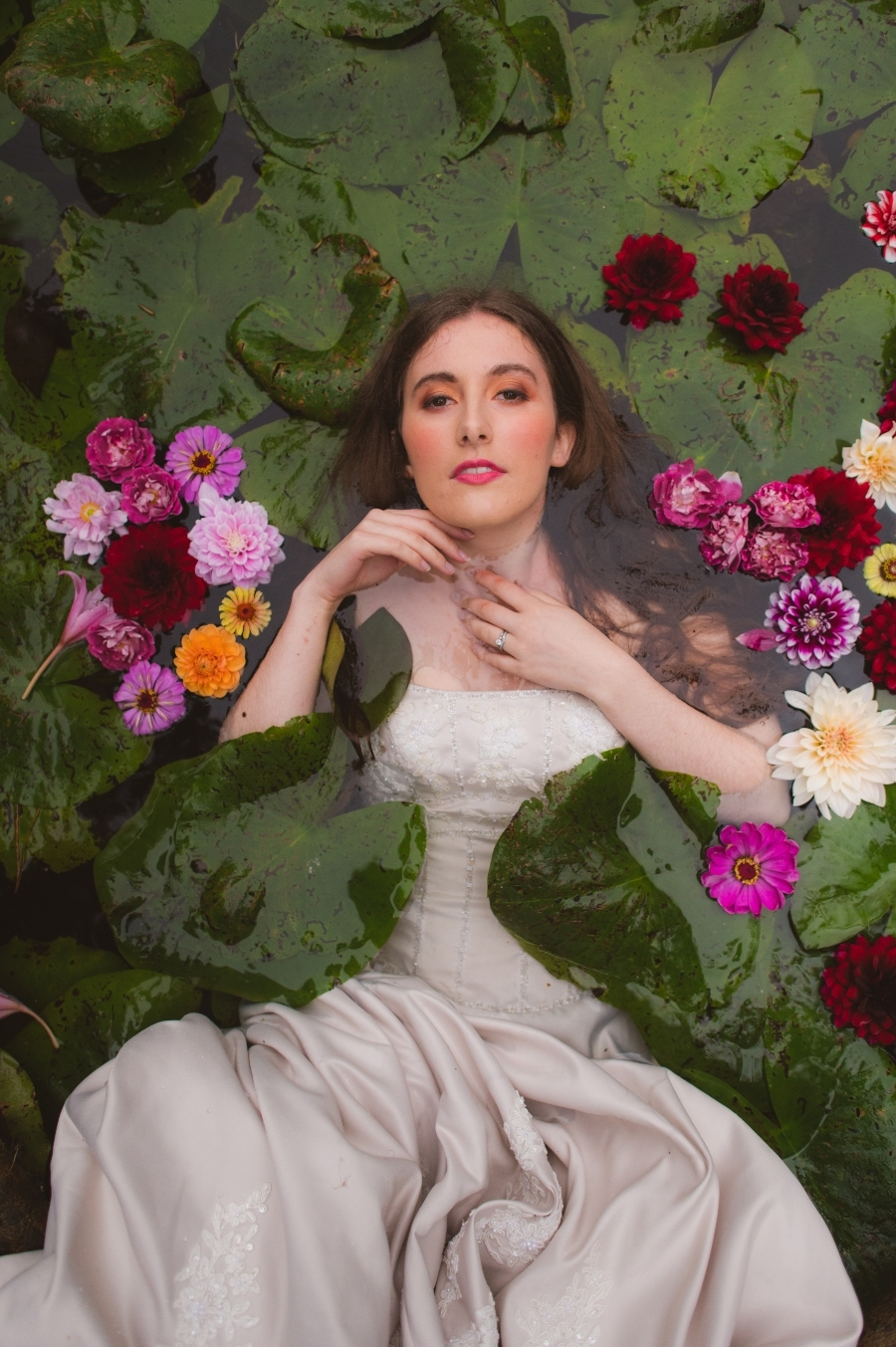 Ophelia – A Pre-Raphaelite Wedding, image credit Keith Bridle Photography (51)
