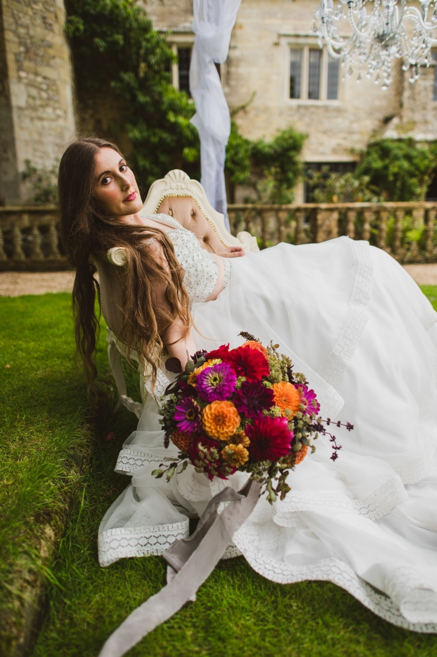 Ophelia – A Pre-Raphaelite Wedding, image credit Keith Bridle Photography (7)