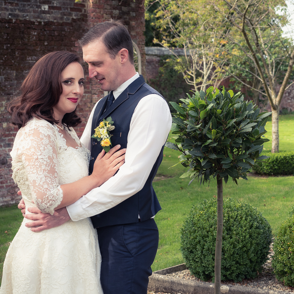 Traditional vintage styled wedding photoshoot at The Orangery Suite, photographer credit Dom Brenton Photography (35)