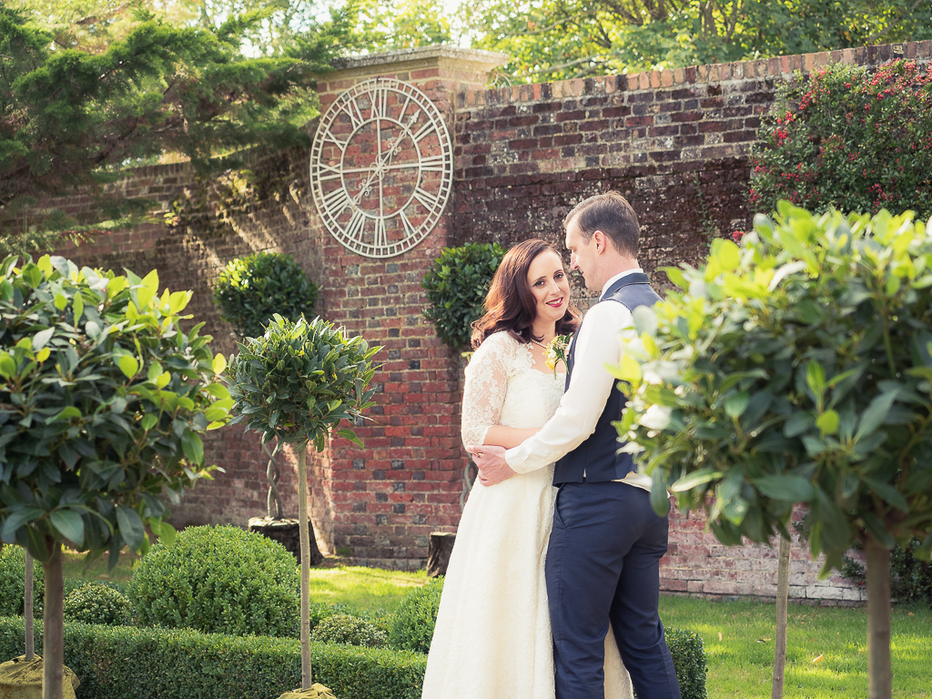 Traditional vintage styled wedding photoshoot at The Orangery Suite, photographer credit Dom Brenton Photography (34)