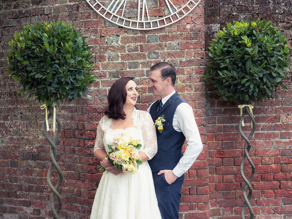 Traditional vintage styled wedding photoshoot at The Orangery Suite, photographer credit Dom Brenton Photography (28)