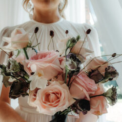 20 fabulously eclectic wedding bouquet ideas from our real brides and top UK floral designers