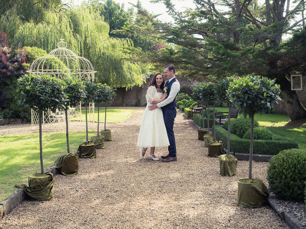 Traditional vintage styled wedding photoshoot at The Orangery Suite, photographer credit Dom Brenton Photography (15)