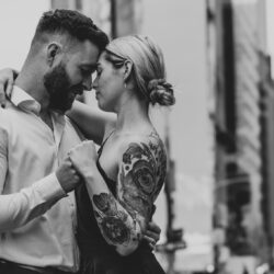 Laura & Daniel's EPIC NYC elopement, with ArtisanX Photography