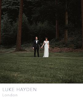 london wedding photographer Luke Hayden