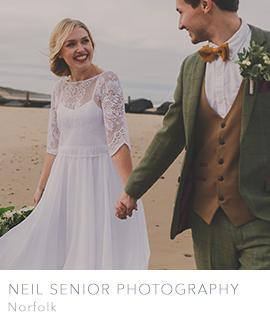 Norfolk wedding photographer Neil Senior Photography