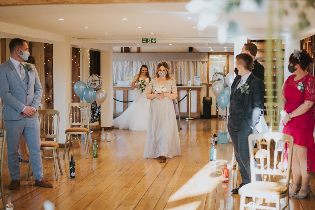 Danielle & Lewis's beautiful 2020 wedding story, with Grace Elizabeth (16)
