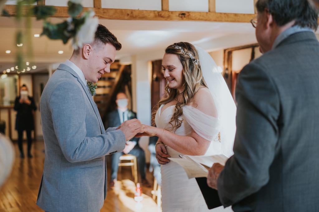 Danielle & Lewis's beautiful 2020 wedding story, with Grace Elizabeth (21)