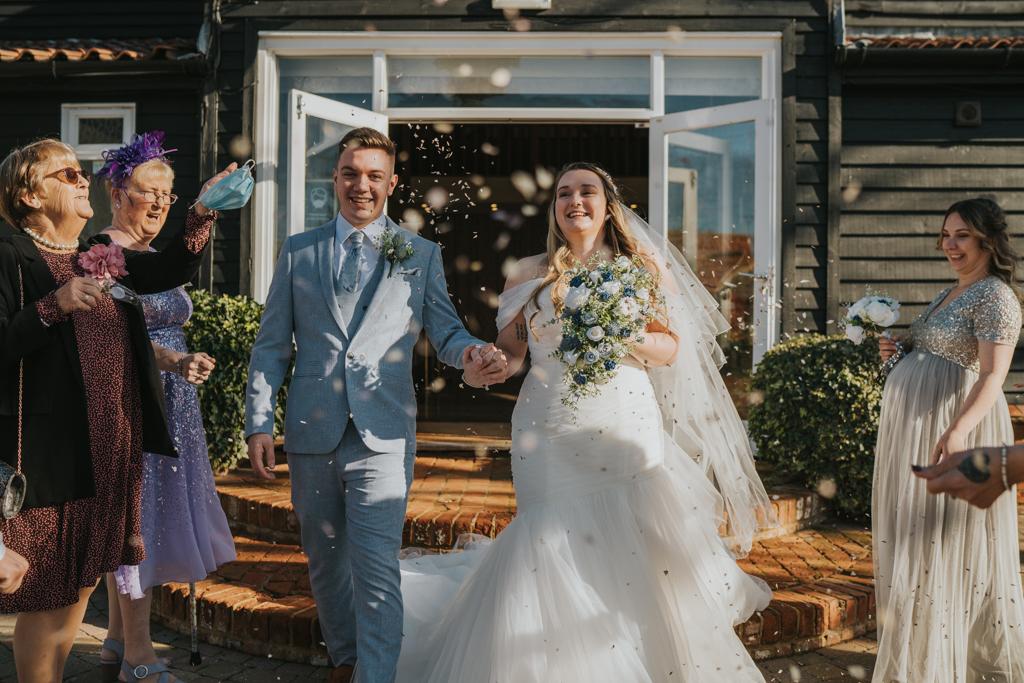 Danielle & Lewis's beautiful 2020 wedding story, with Grace Elizabeth (25)