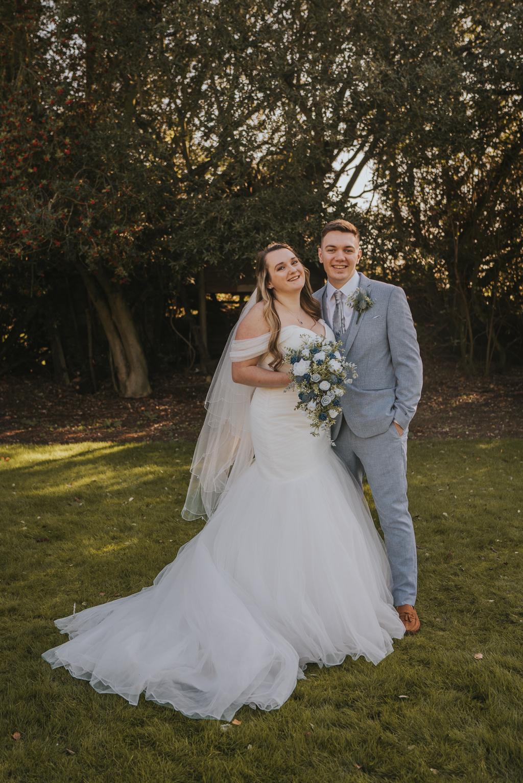 Danielle & Lewis's beautiful 2020 wedding story, with Grace Elizabeth (37)