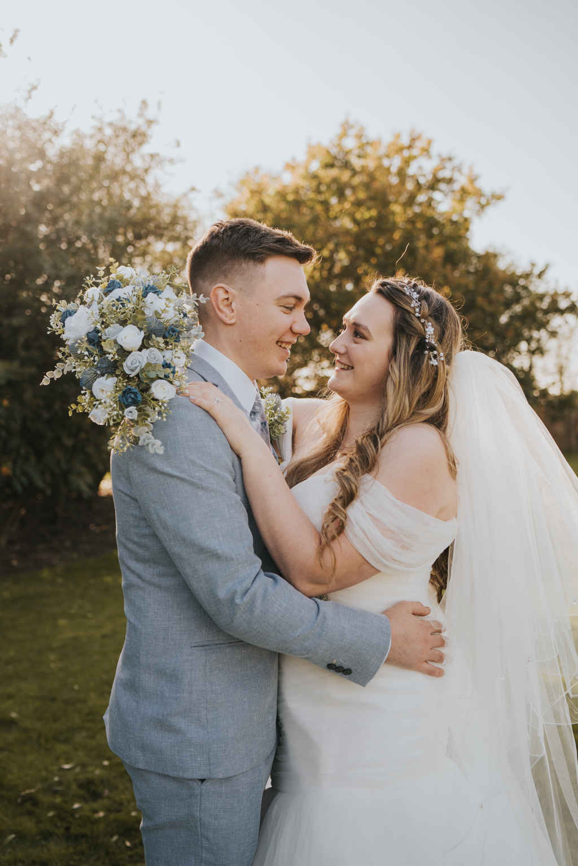 Danielle & Lewis's beautiful 2020 wedding story, with Grace Elizabeth (39)