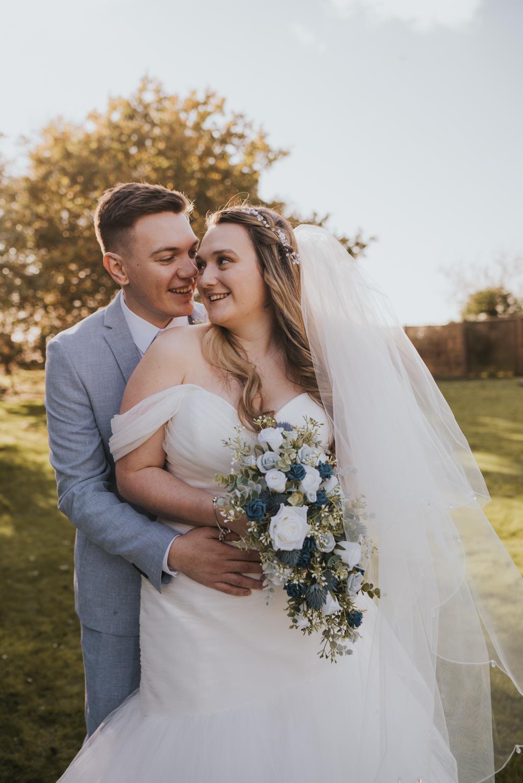 Danielle & Lewis's beautiful 2020 wedding story, with Grace Elizabeth (43)