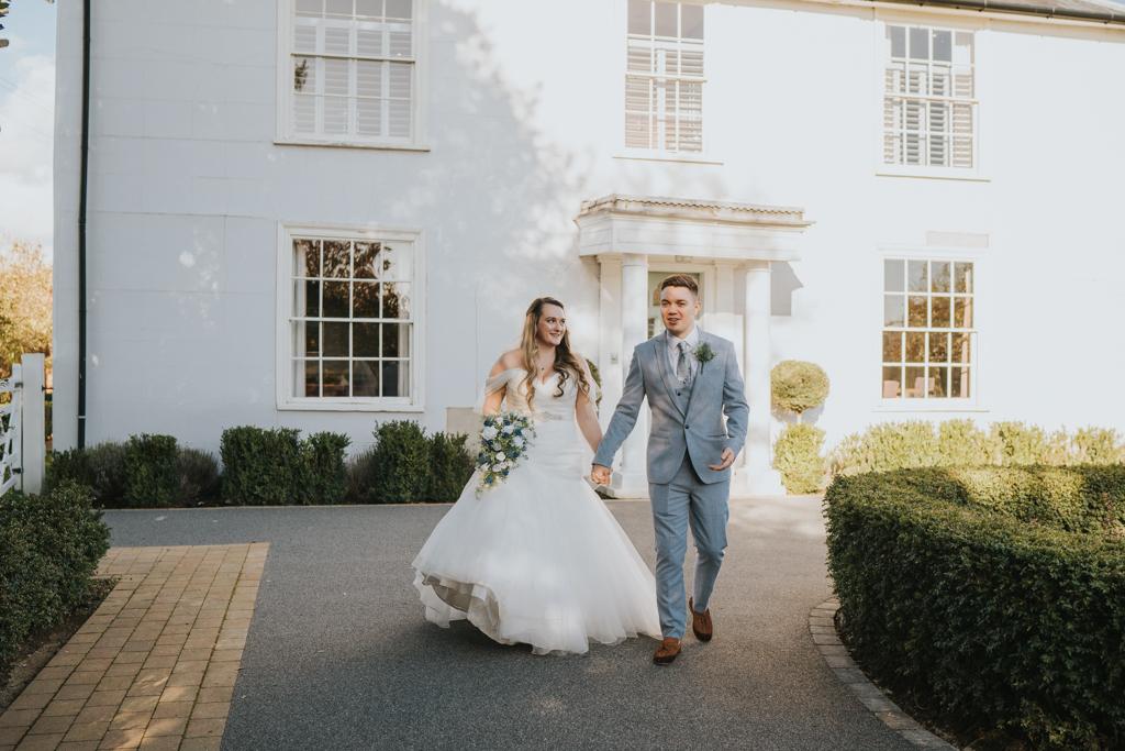 Danielle & Lewis's beautiful 2020 wedding story, with Grace Elizabeth (45)