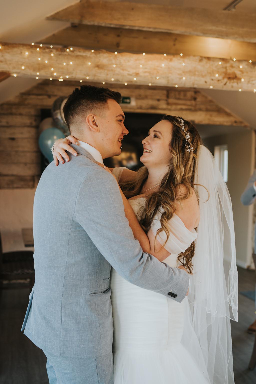 Danielle & Lewis's beautiful 2020 wedding story, with Grace Elizabeth (49)