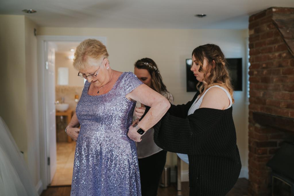 Danielle & Lewis's beautiful 2020 wedding story, with Grace Elizabeth (5)