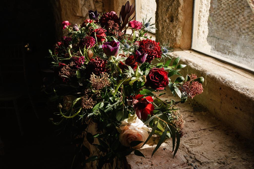 Hannah & Scott's stunning winter wedding at Pentney Abbey, with Rob Dodsworth Photography (9)