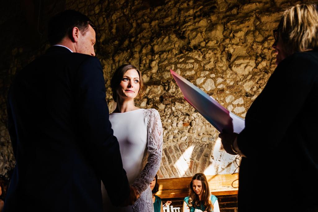Hannah & Scott's stunning winter wedding at Pentney Abbey, with Rob Dodsworth Photography (21)