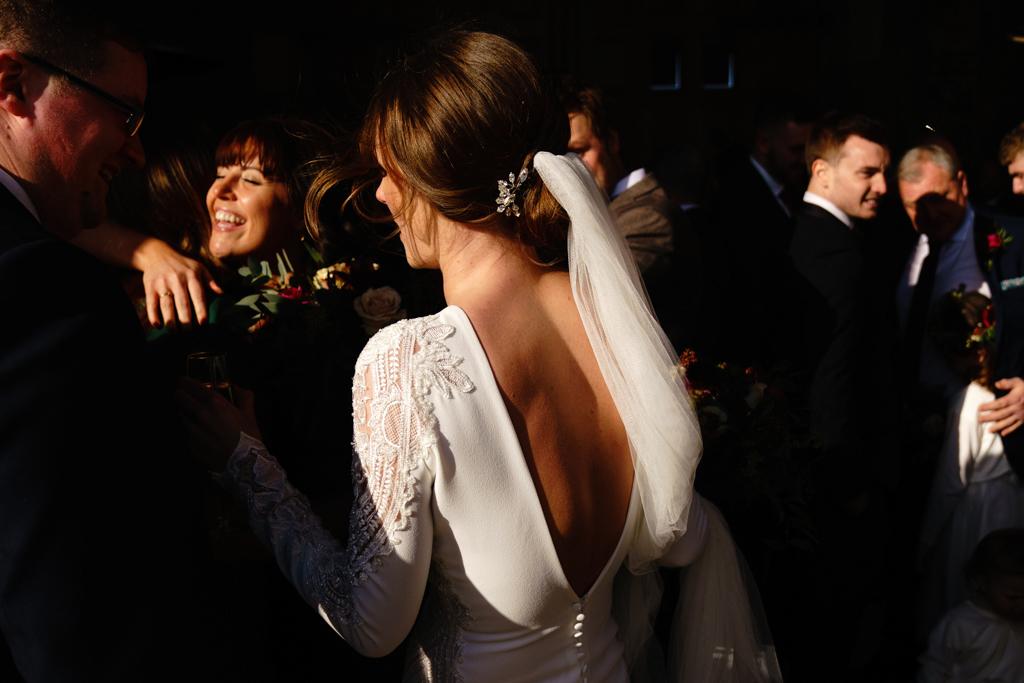 Hannah & Scott's stunning winter wedding at Pentney Abbey, with Rob Dodsworth Photography (25)