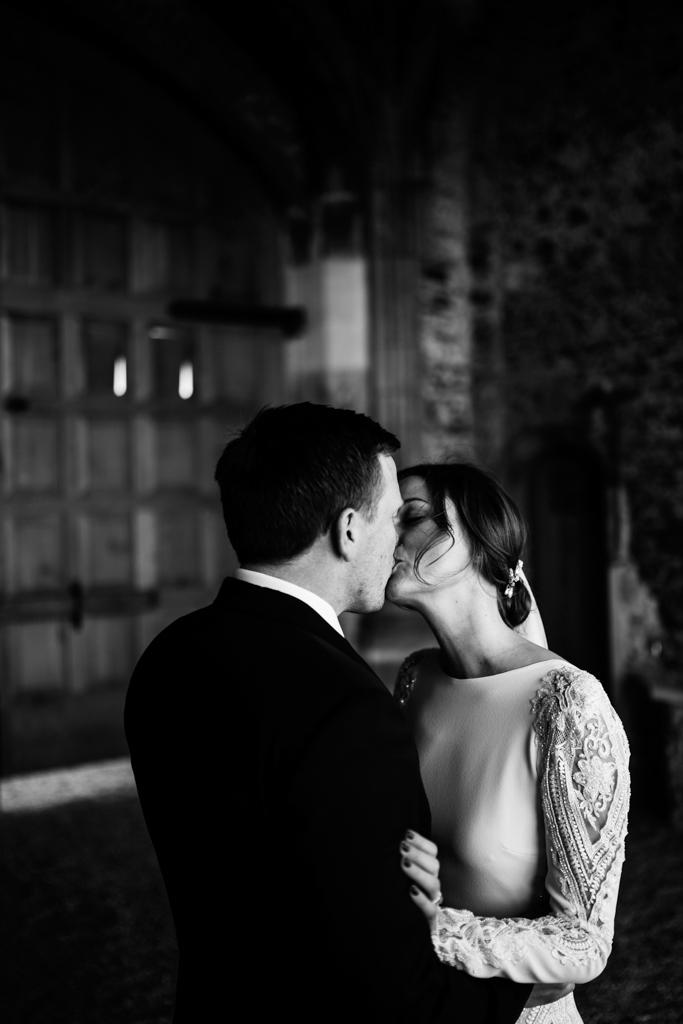 Hannah & Scott's stunning winter wedding at Pentney Abbey, with Rob Dodsworth Photography (26)