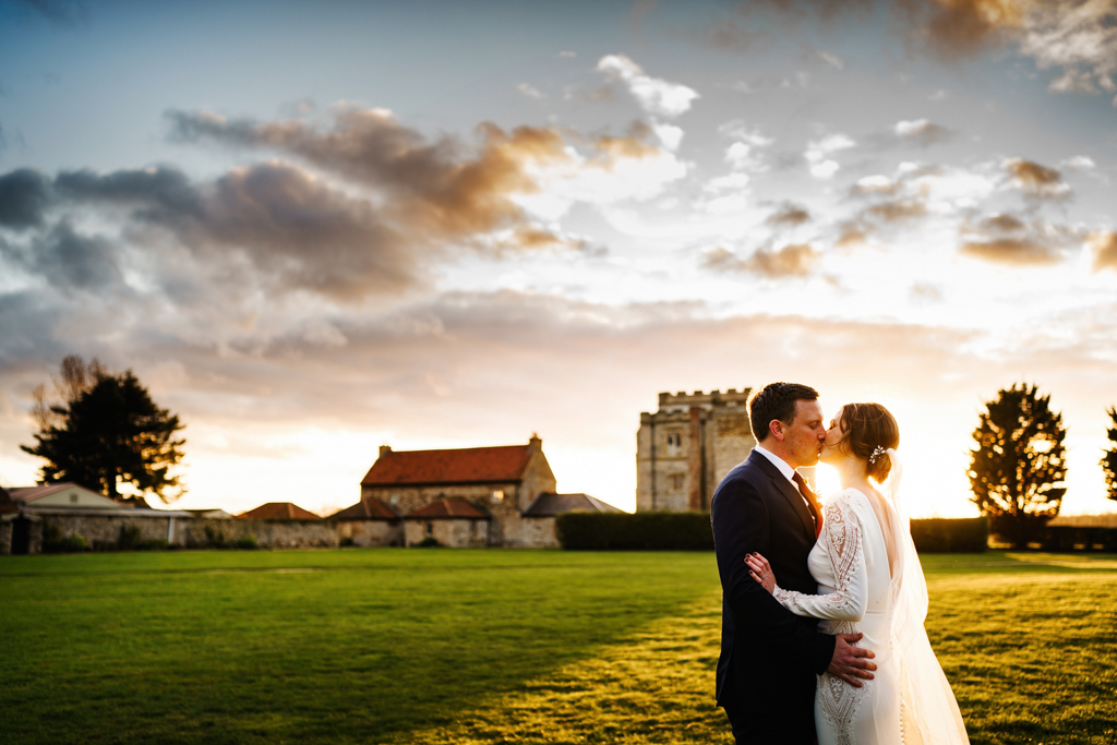 Hannah & Scott's stunning winter wedding at Pentney Abbey, with Rob Dodsworth Photography (31)