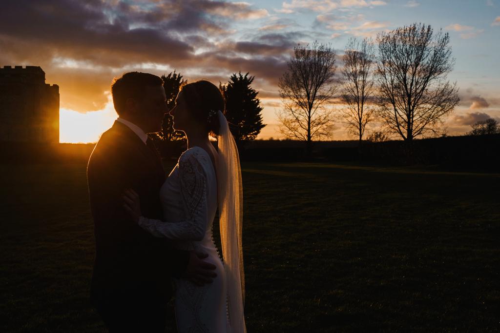 Hannah & Scott's stunning winter wedding at Pentney Abbey, with Rob Dodsworth Photography (32)