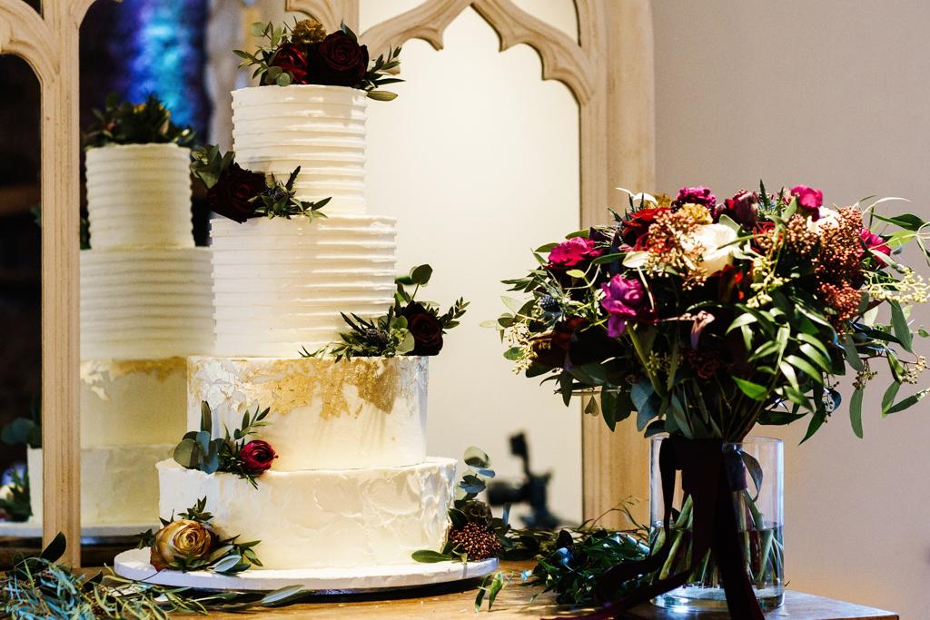 Hannah & Scott's stunning winter wedding at Pentney Abbey, with Rob Dodsworth Photography (35)