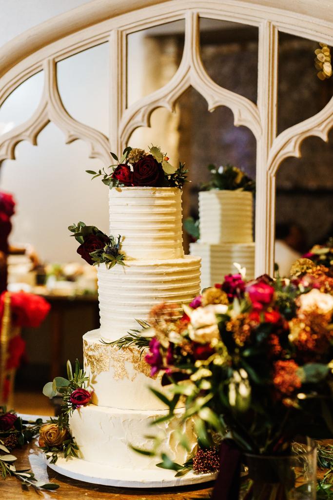 Hannah & Scott's stunning winter wedding at Pentney Abbey, with Rob Dodsworth Photography (36)