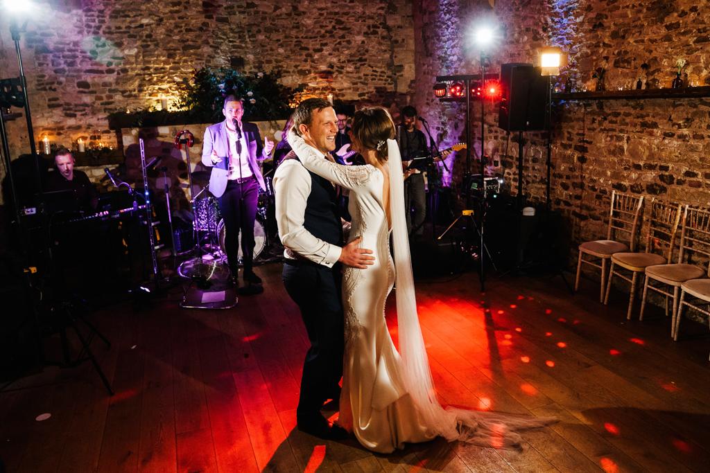 Hannah & Scott's stunning winter wedding at Pentney Abbey, with Rob Dodsworth Photography (38)