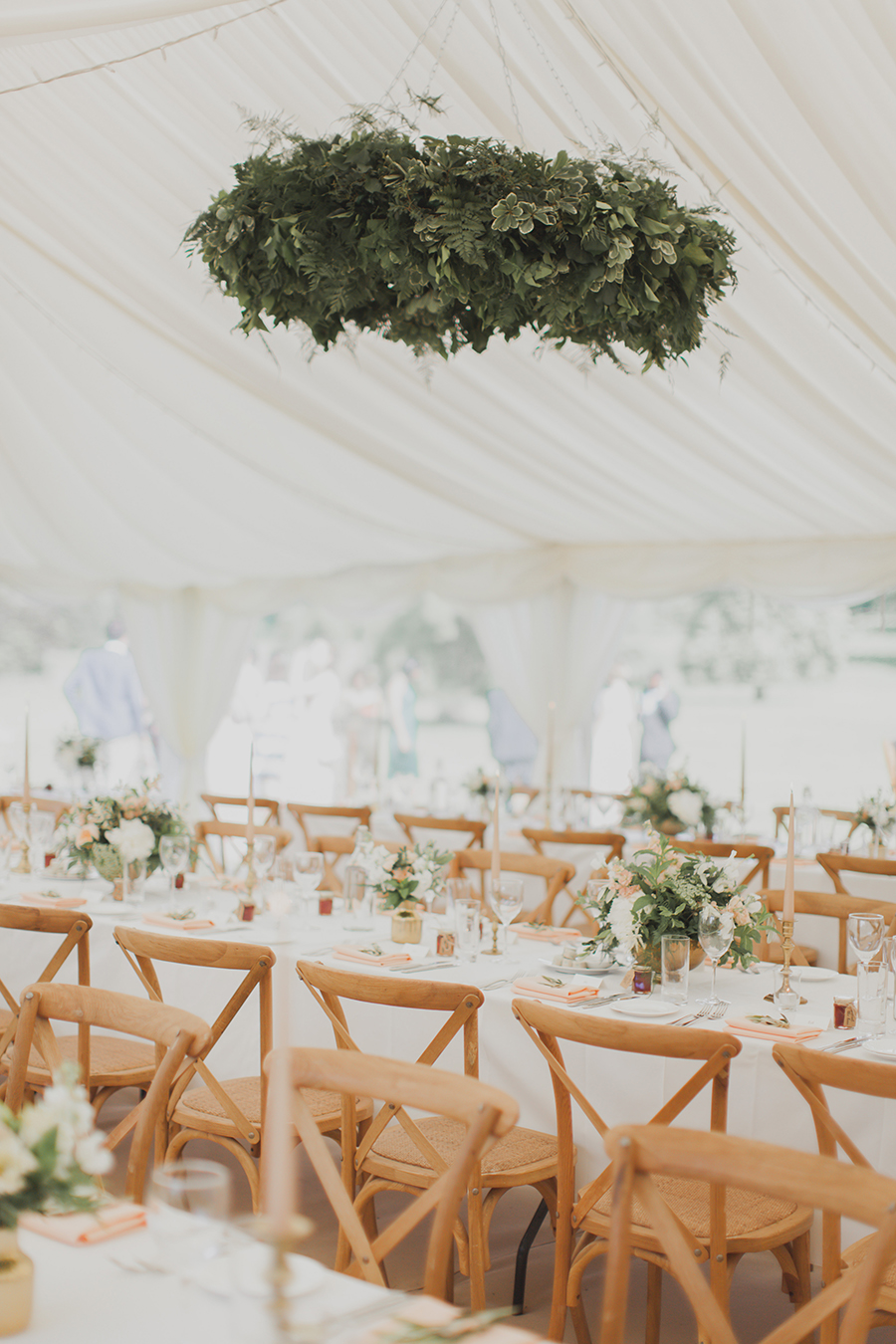 Summer Marquee Wedding by Ferri Photography