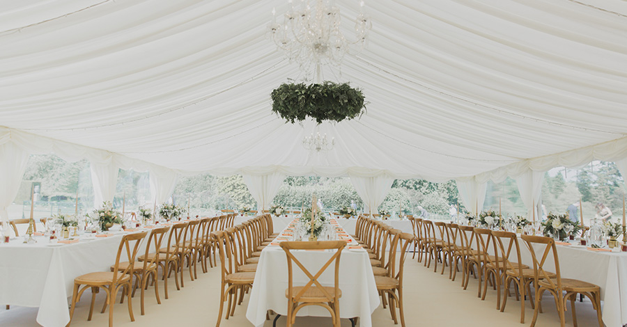 Summer Marquee by Ferri Photography