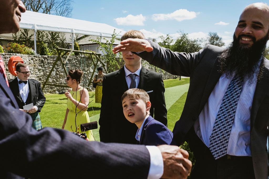 London and UK reportage wedding photographers