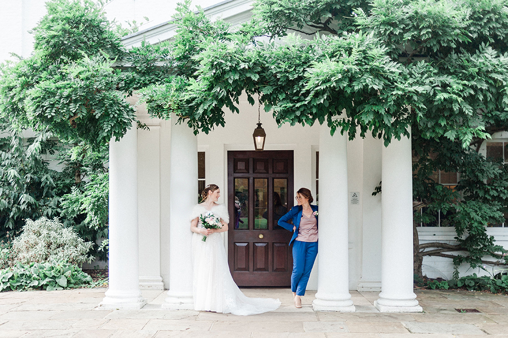 Pembroke Lodge wedding, captured by Queen Bea Photography