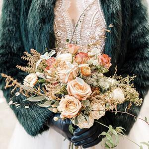 Velvet Broon Flowers - photographer credit Chloe Caldwell