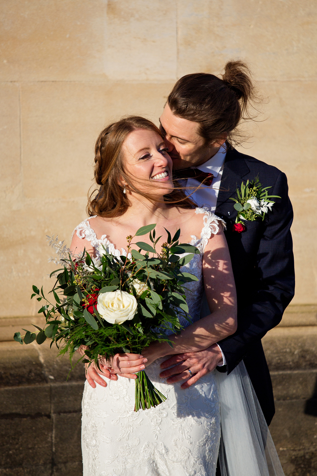 Real wedding in 2020 by Bristol wedding photographer Martin Dabek on English-Wedding.com
