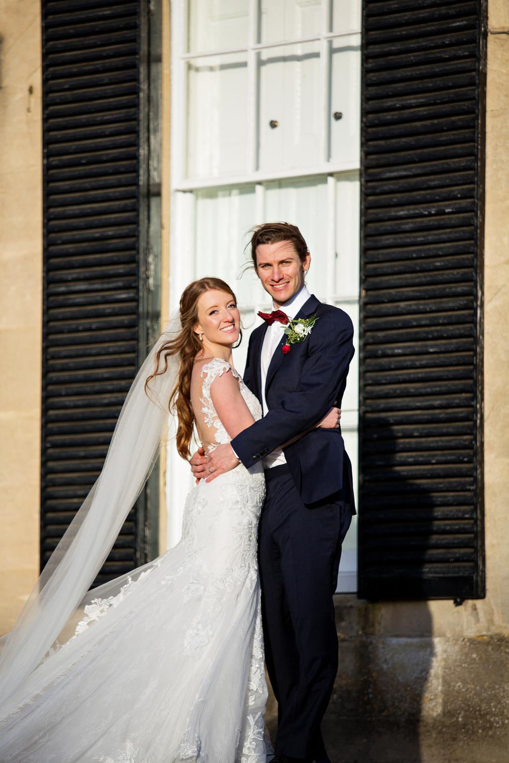 Real wedding in 2020 by Bristol wedding photographer Martin Dabek on English-Wedding.com