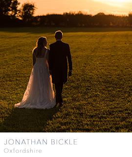 Oxfordshire wedding photographer Jonathan Bickle