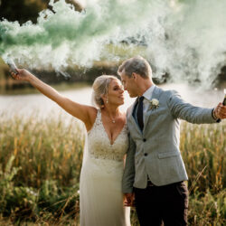 Will & Charlotte's epic festival wedding in the Cotswolds, with Twig & Vine Photography