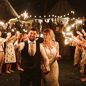 Garden Weddings tipi hire Yorkshire