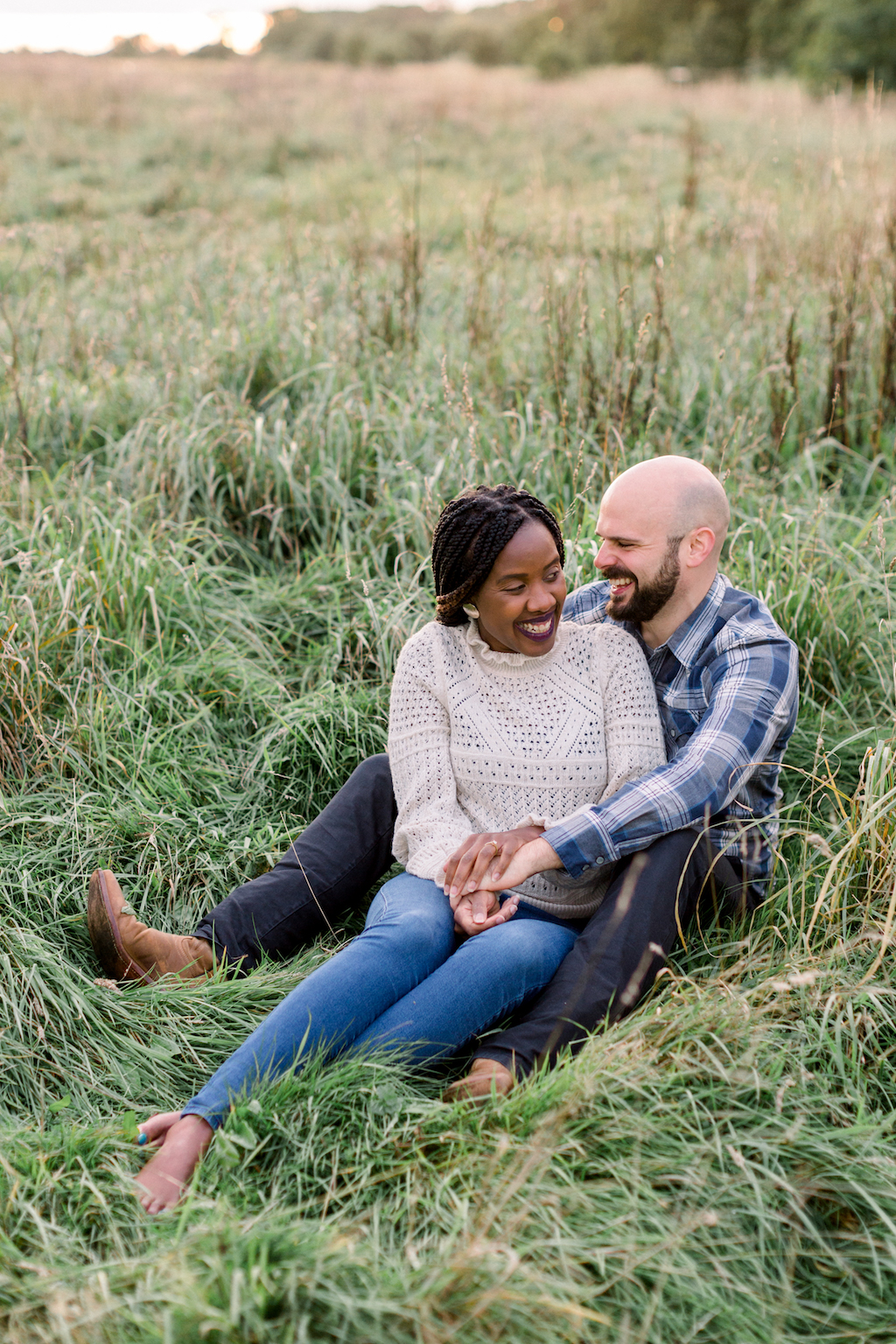 Pre-wedding engagement shoot, Hannah K Photography