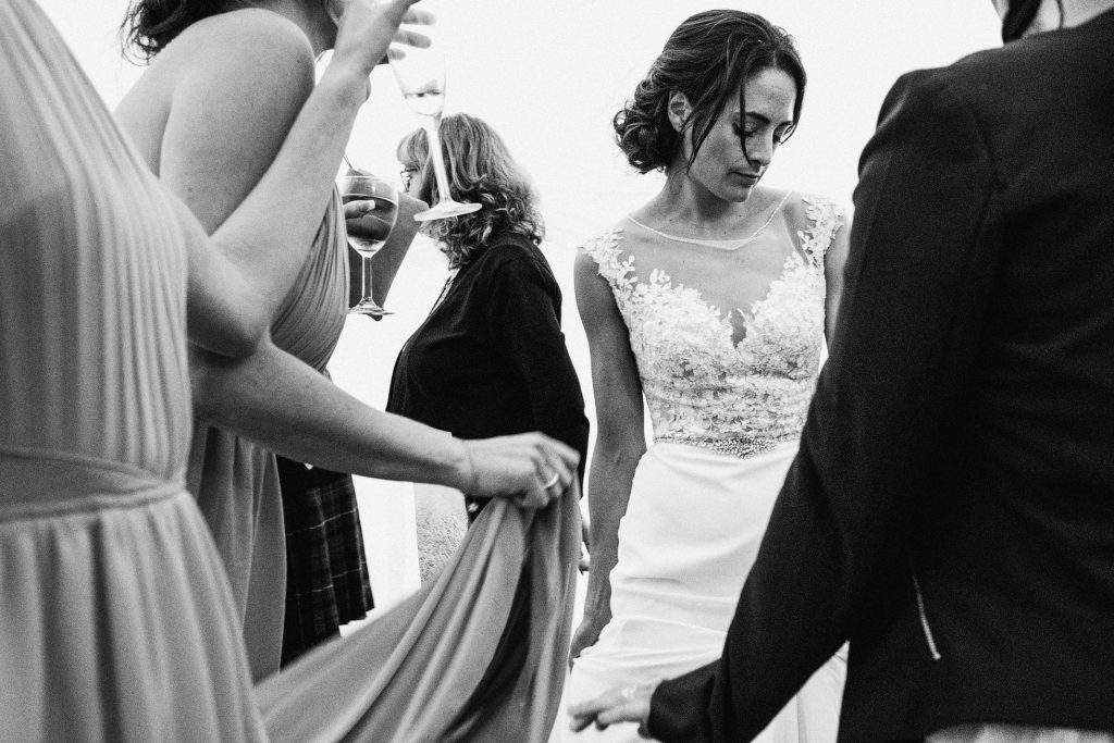 award winning documentary wedding photography, York Place Studios