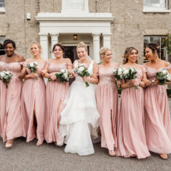 Natalie & Jamaine's amazing Fennes wedding, with Absolute Photo UK