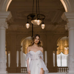 Introducing: The FLORENTINE Collection by Karin Rom Bridal