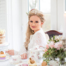 Spring/Summer Afternoon Vintage Tea wedding inspiration