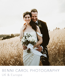 Italy UK and destination wedding photographers Benni Carol Photography