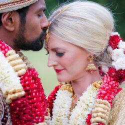 Teresa & Shabba's joyful and beautiful Asian wedding, with Hannah Timm Photography