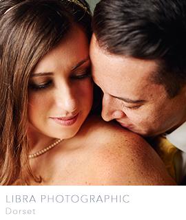 Dorset wedding photographer Libra Photographic