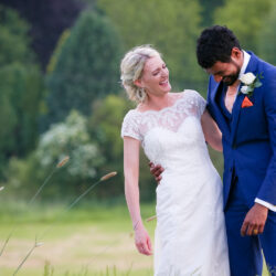 Two weddings and two stunning celebrations for Teresa & Shabba, with Hannah Timm Photography