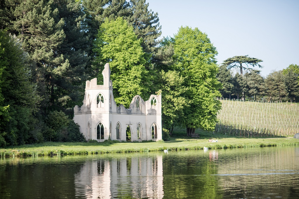 Ruined Abbey captured by Jane Beadnell Photography